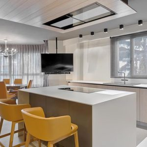 Arctic White Colorfeel Neolith CDK Stone