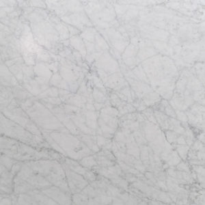 Bianco Carrara Marble Natural Stone CDK Stone Kitchen Benchtop Bathroom Vanity Walls Floors Tiles Cabinets Indoors