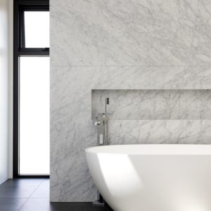 Bianco Carrara Marble Natural Stone CDK Stone