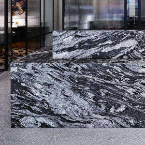 Magma Black Granite CDK Stone