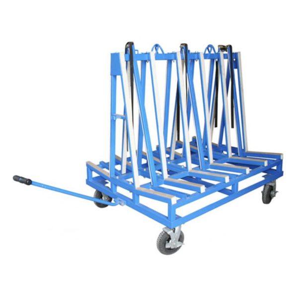 Aardwolf Demountable Frame DFF200-1500 Slab Trolley CDK Stone Tools Equipment