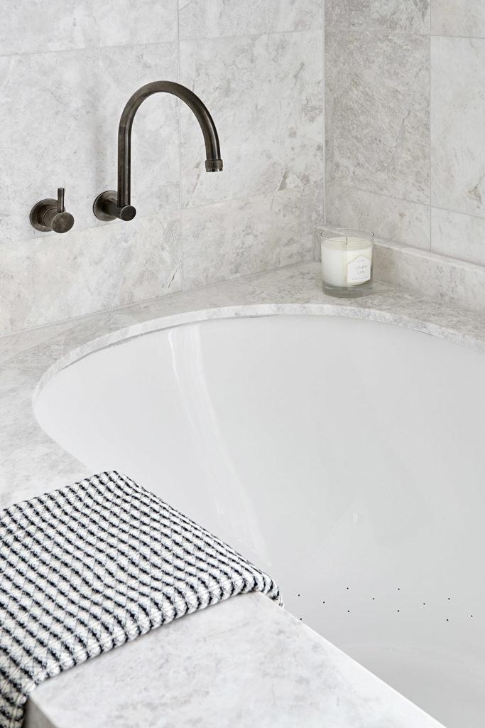 Lorde White Marble CDK Stone Natural Stone Kitchen Bathroom Benchtop Vanity Floor Wall Indoor Outdoor Project Gallery