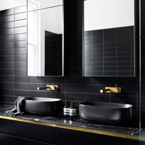 Nero Marquina Marble CDK Stone Natural Stone Kitech Bathroom Benchtop Vanity Floor Wall Indoor Outdoor Project Gallery