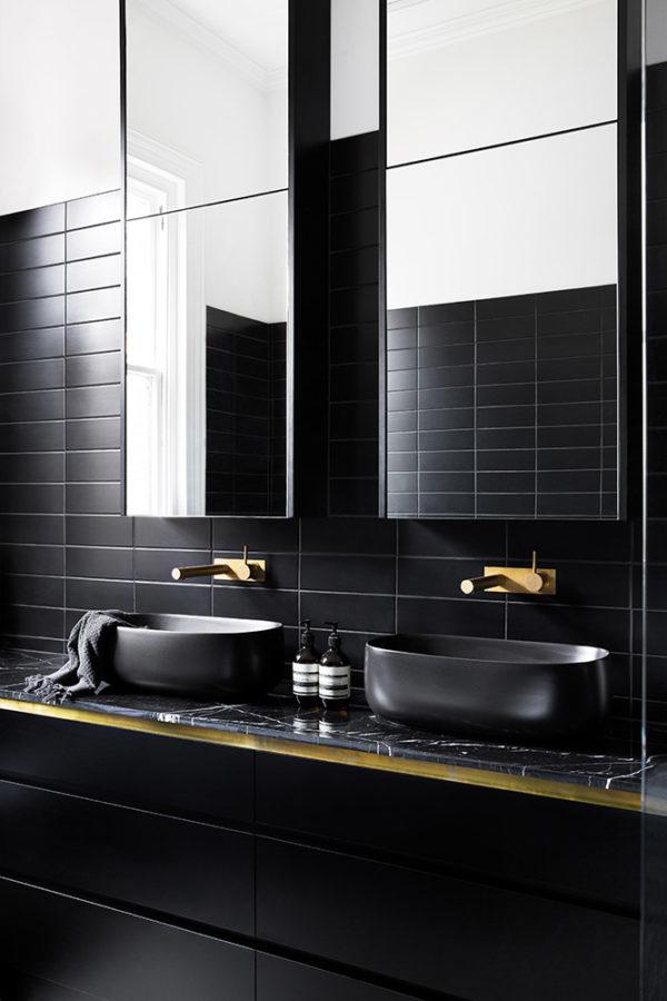 Nero Marquina Marble CDK Stone Natural Stone Kitech Bathroom Benchtop Vanity Floor Wall Indoor Outdoor Project Gallery