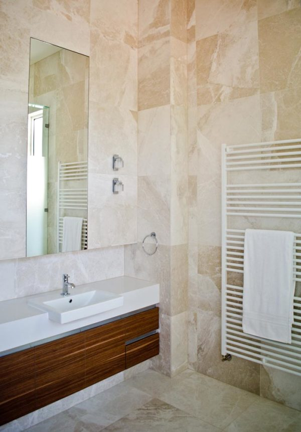Stella Ivory Marble Bathroom CDK Stone