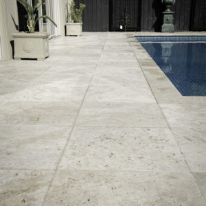 Classic Light Travertine Honed Natural Stone CDK Stone