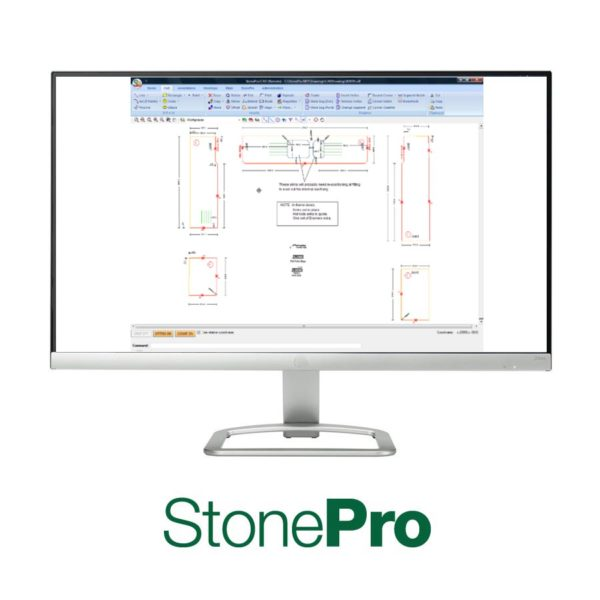 Stonepro Software CDK Stone Machinery