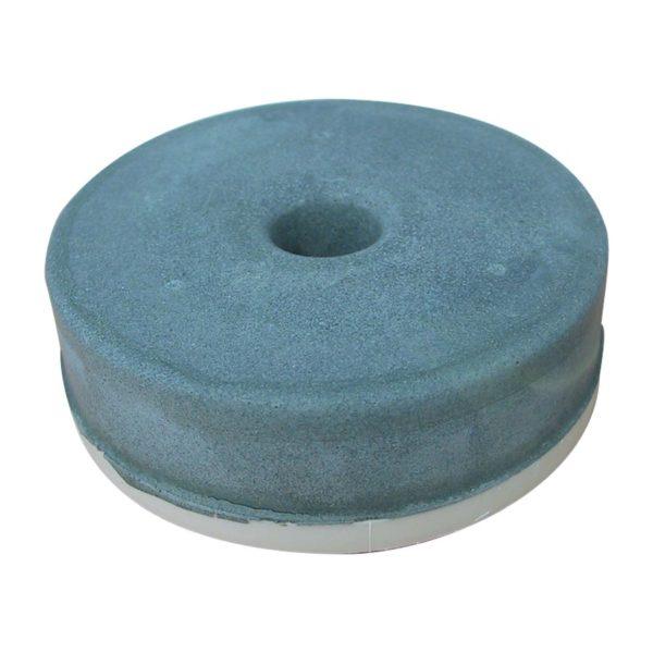 Abressa Snail Back 130mm Wet Polishing Abrasive Small HoleTool Equipment CDK Stone