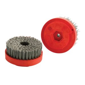 Abrasivos Alicante Aging Brush 120mm Snail Back Tool Equipment CDK Stone