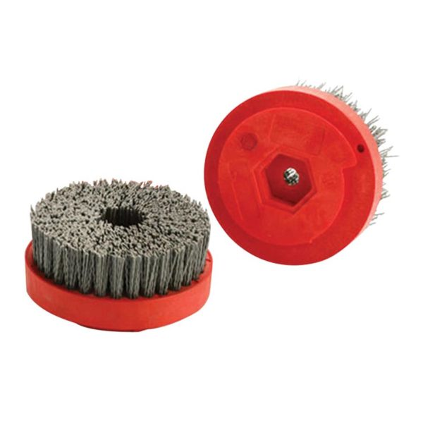 Abrasivos Alicante Aging Brush 120mm Snail Back Tool Equipment CDK Stone