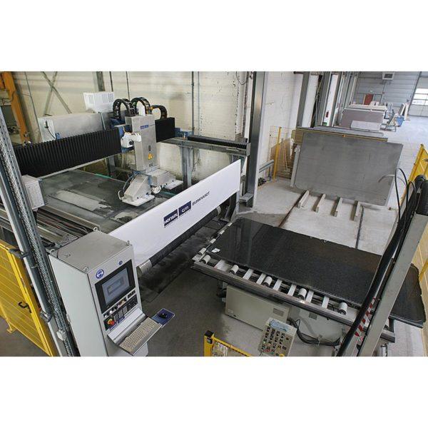 Burkhardt CSA 598 CNC Sawing Plant Machinery CDK Stone