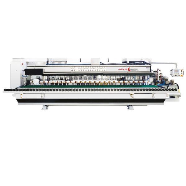 Comandulli Omega 100 Machinery CDK Stone