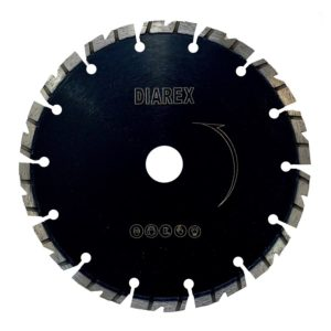 Diarex Rush Laser Segmented Blade Tools Equipment Machinery CDK Stone