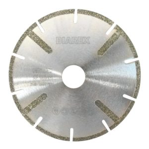 Diarex ED Electroplated Blade Tools Equipment Machinery CDK Stone