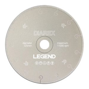 Diarex Legend Vacuum Brazed Blade Tools Equipment Machinery CDK Stone