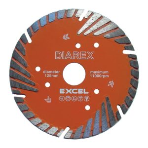 Diarex Excel Turbo Blade Tools Equipment Machinery CDK Stone