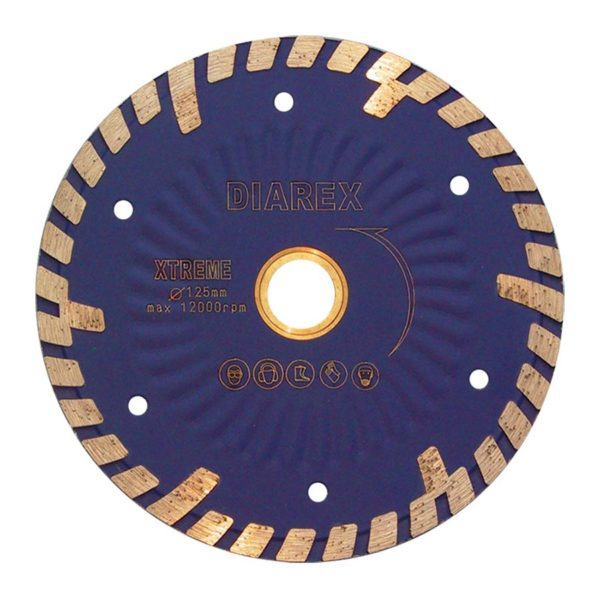 Diarex Xtreme Turbo Blade Tools Equipment Machinery CDK Stone
