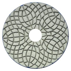 Diarex Super Hybrid Polishing Disc 100mm Snailback Tool Equipment CDK Stone