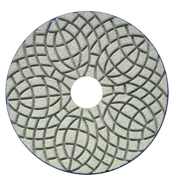 Diarex Super Hybrid Polishing Disc 100mm Snailback Tool Equipment CDK Stone