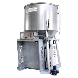 Dal Prete M Water Filtration System CDK Stone Machinery