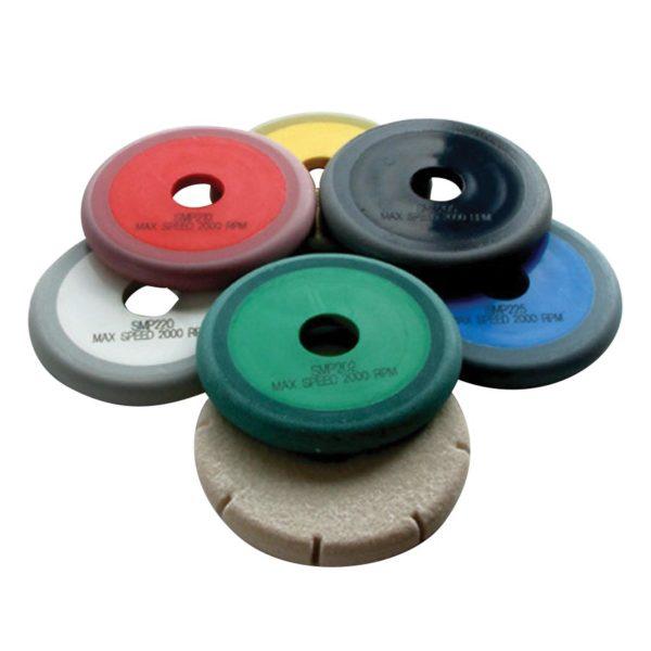 Diarex Resin Bond Flute Polishing Wheels CDK Stone