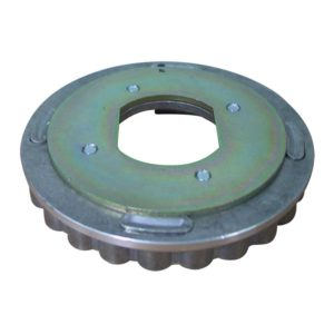 Sebald Aluminium Snail Back/Magnetic Coupling 100mm Tool Equipment CDK Stone