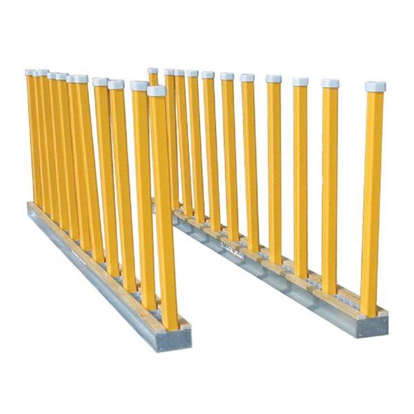 Aardwolf Slab Racking 3m Long Modules Trolley Transporter Tools Equipment CDK Stone