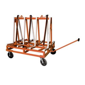 Diarex Demountable Frame Double Sided Transport System Trolley Transporter Tools Equipment CDK Stone