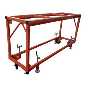 Diarex Mobile Table Fabrication Stand Work Bench Workbench Tools Equipment CDK Stone