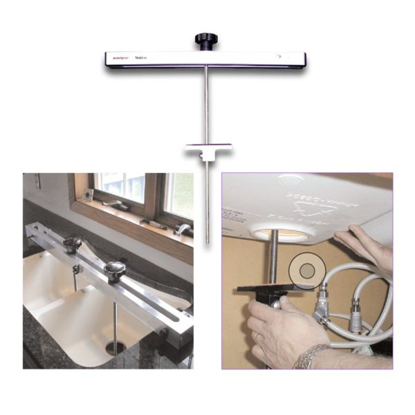 Aardwolf Sinkloc Sink Positioning Tool Tools Equipment CDK Stone