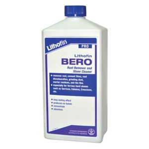 Lithofin BERO CDK Stone Tools Equipment Care Product