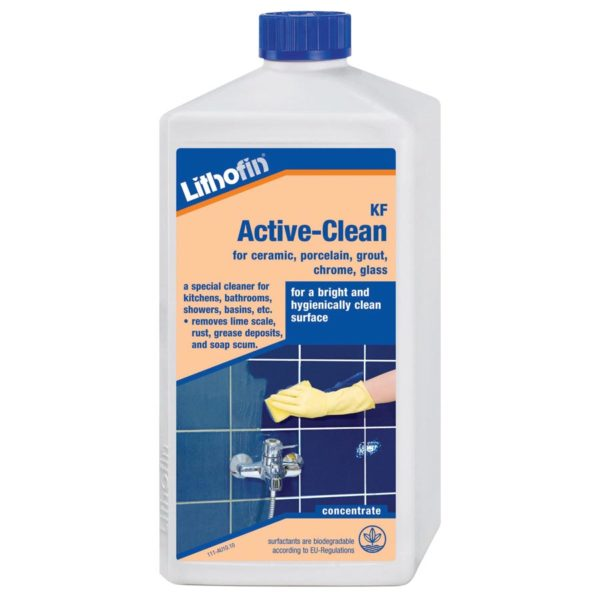 KF Active Clean Lithofin CDK Stone Tools Equipment Care Product