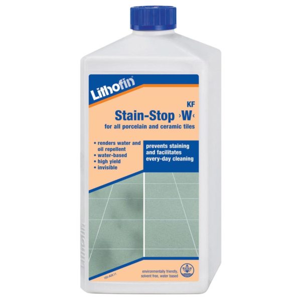 Lithofin KF Stain Stop CDK Stone Tools Equipment Care Product