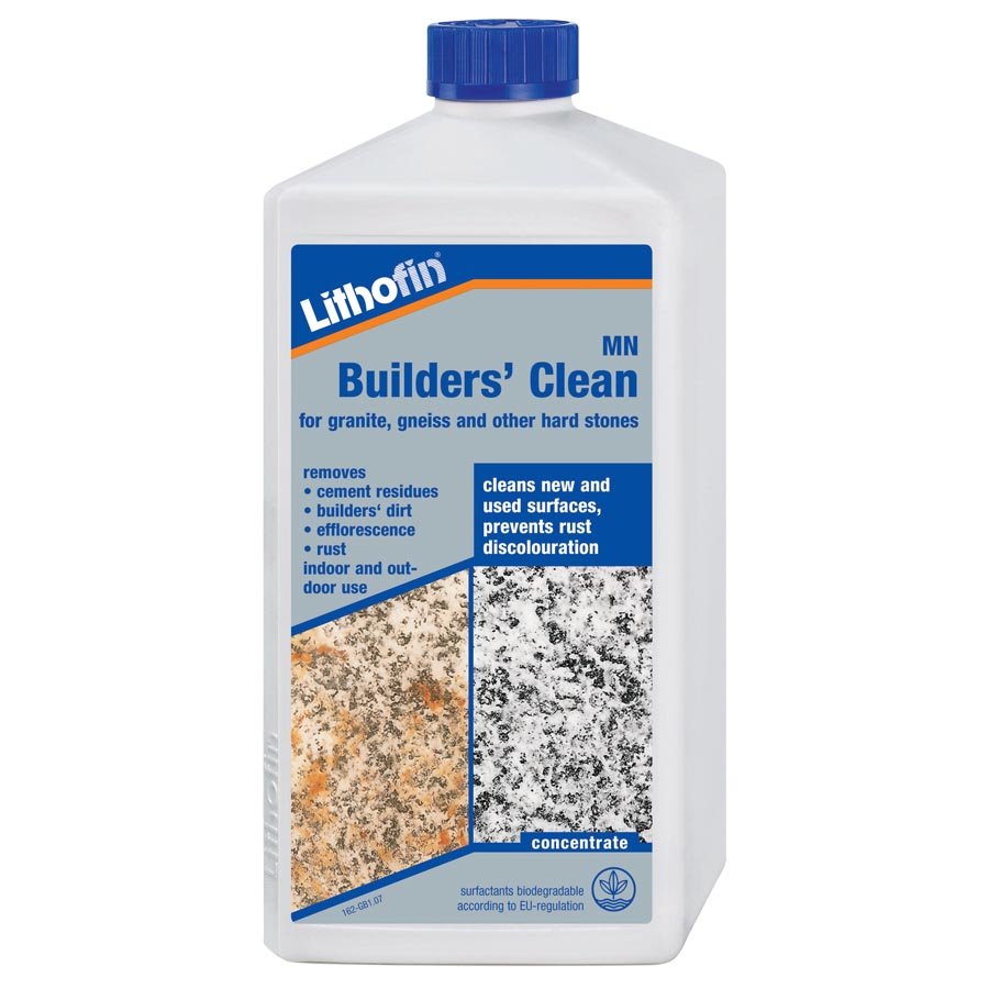 Lithofin MN Builder's Clean - CDK Stone