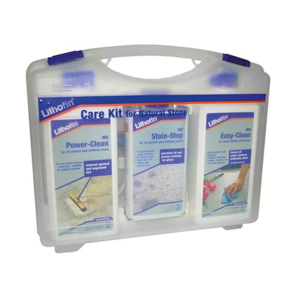 Lithofin Care Kit BE CDK Stone Tools Equipment Care Product