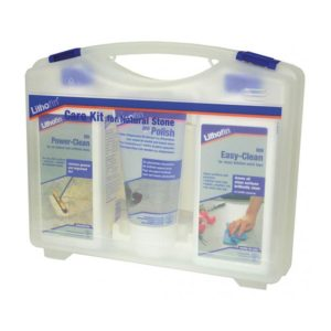 Lithofin Care Kit PE CDK Stone Tools Equipment Care Product
