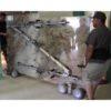 Pro-Dolly HD1 Trolley Omni Cubed Tools Equipment CDK Stone