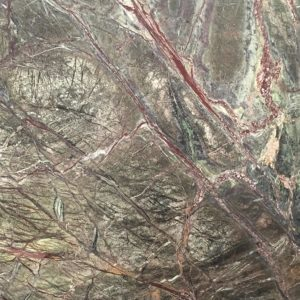 Rainforest Green Marble Natural Stone CDK Stone