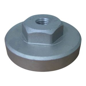 Biggi Aluminium Snail Back Coupling 100mm Tool Equipment CDK Stone