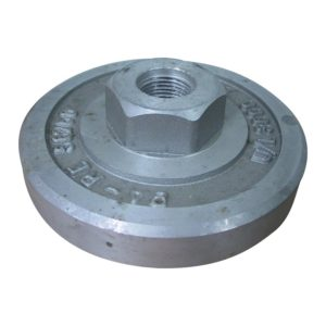 Biggi Aluminium Snail Back Coupling 130mm Tool Equipment CDK Stone
