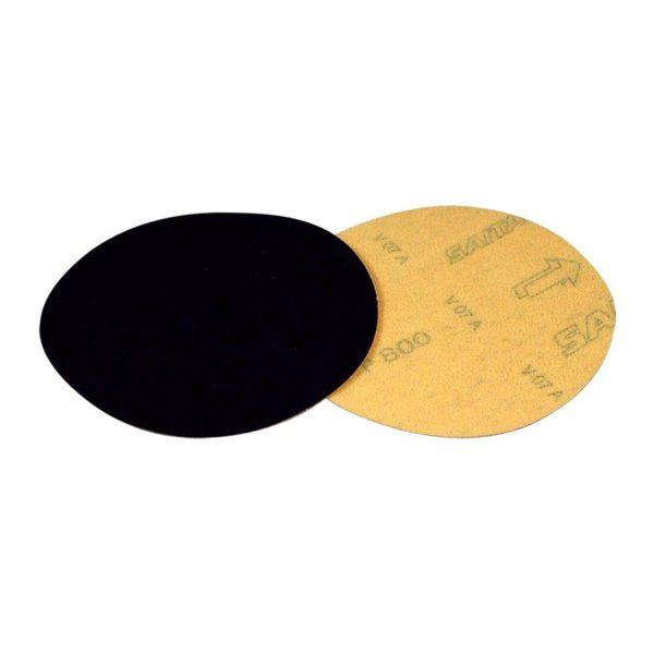 Sait Sanding Disc Velcro Back 125mm Tool Equipment CDK Stone