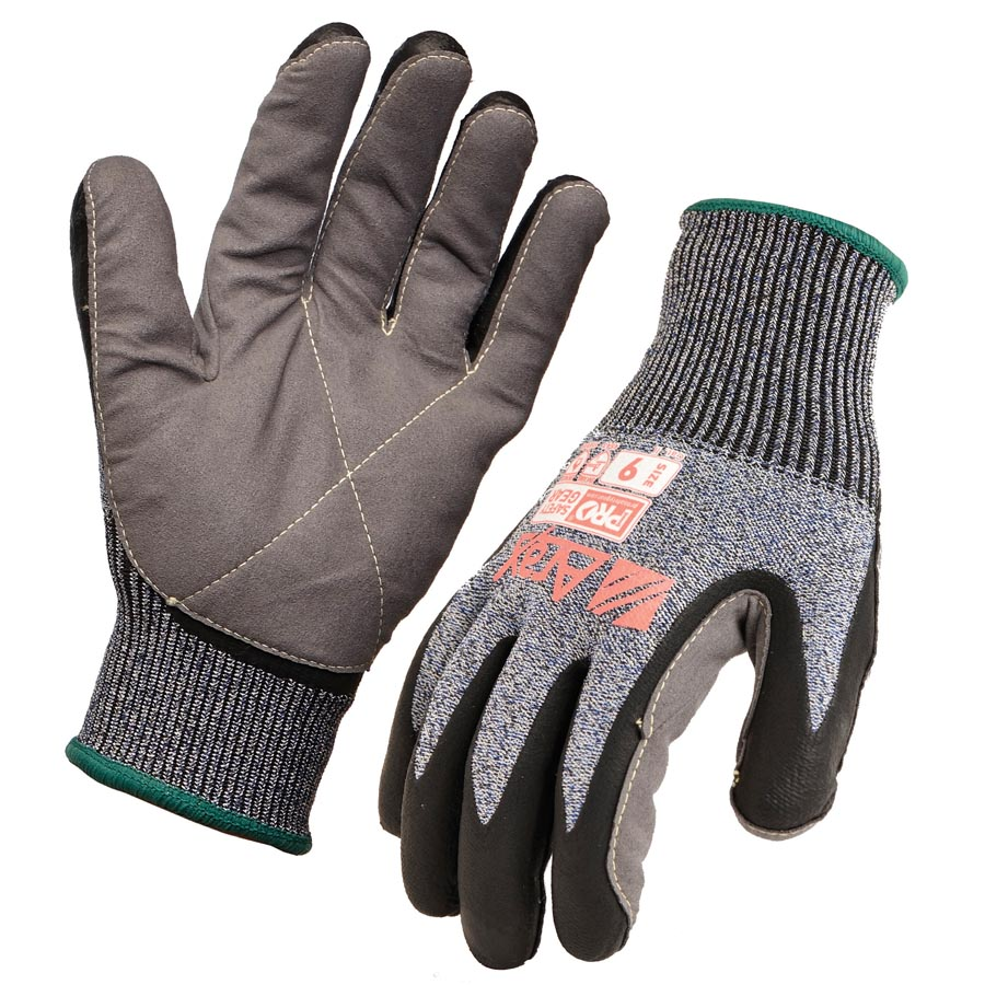 Araz Heavy Duty Gloves Safety CDK Stone Tools Equipment