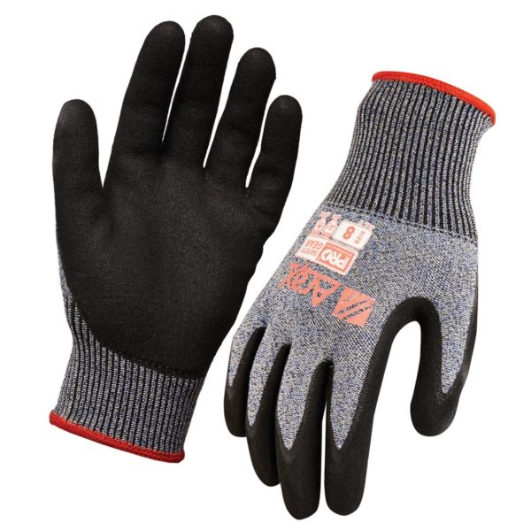 Arax Wetgrip Gloves Safety CDK Stone Tools Equipment