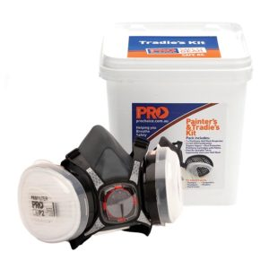 Maxi Mask 2000 Half Mask Respirator Bucket Safety CDK Stone Tools Equipment