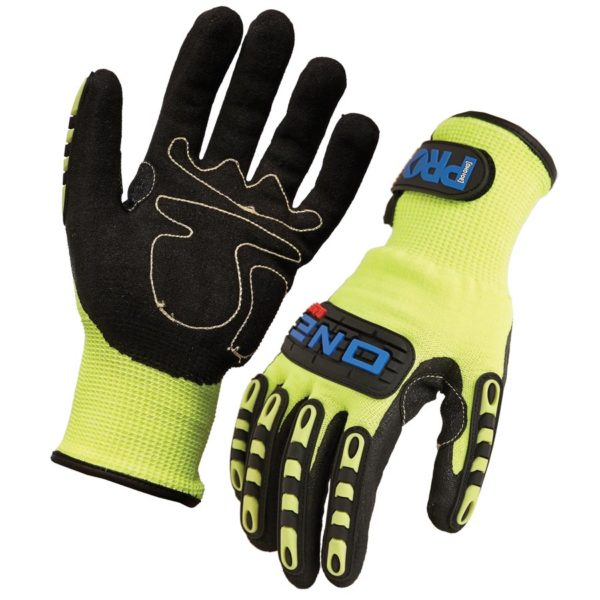Arax One Anti Vibe Gloves Safety CDK Stone Tools Equipment