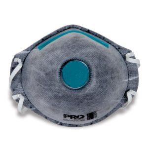 ProChoice Respirator P2 With Valve and Active Carbon Filter Safety CDK Stone Tools Equipment