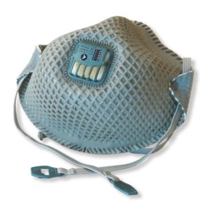 ProMesh Respirator P2 with Valve Safety CDK Stone Tools Equipment