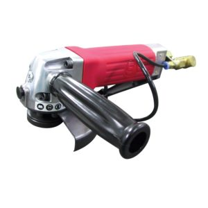 Shinano 2515 L14W Wet Angle Grinder 125mm Pneumatic Air Tools Tool Equipment Power Tools CDK Stone