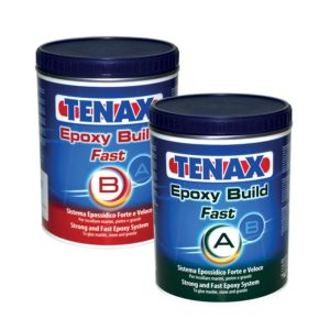 Epoxy Build Fast Tenax Tools Equipment CDK Stone