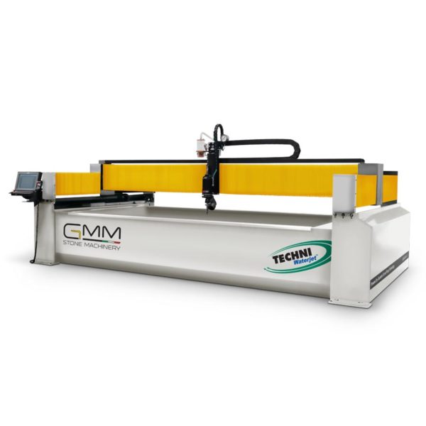Techni Intec-G2 i713 Waterjet CDK Stone Machinery